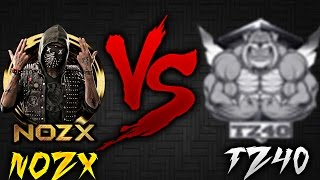NOZx vs TZ40 lI- TEAMTAGE MONTAGE - Il GTA Crew Battle l I-