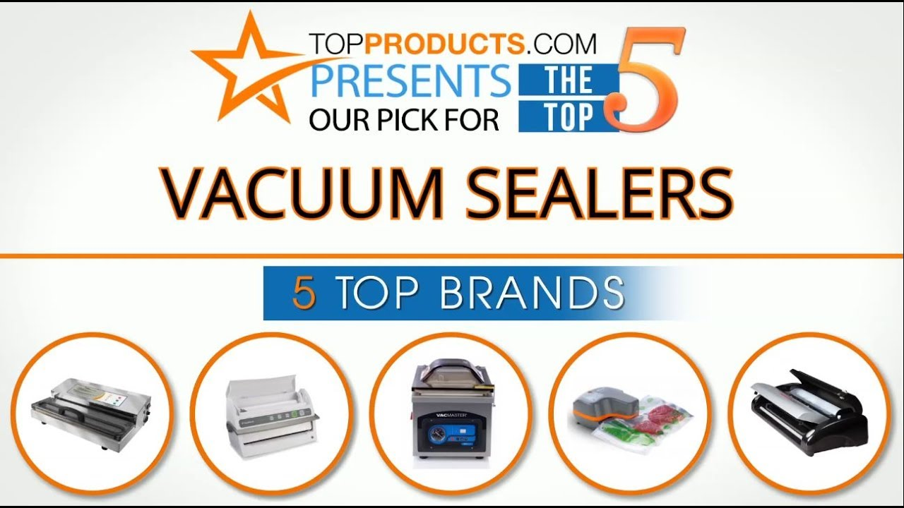 Best Vacuum Sealer Reviews 2017 How To Choose The