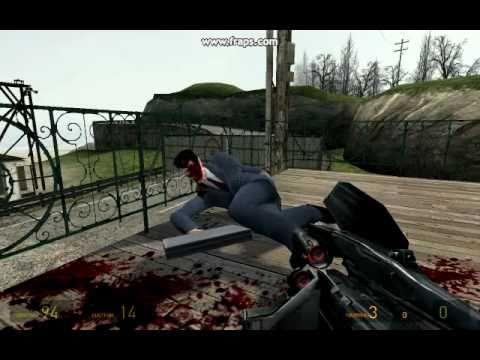 Half-Life 2 - G-Man'a убить реально!...