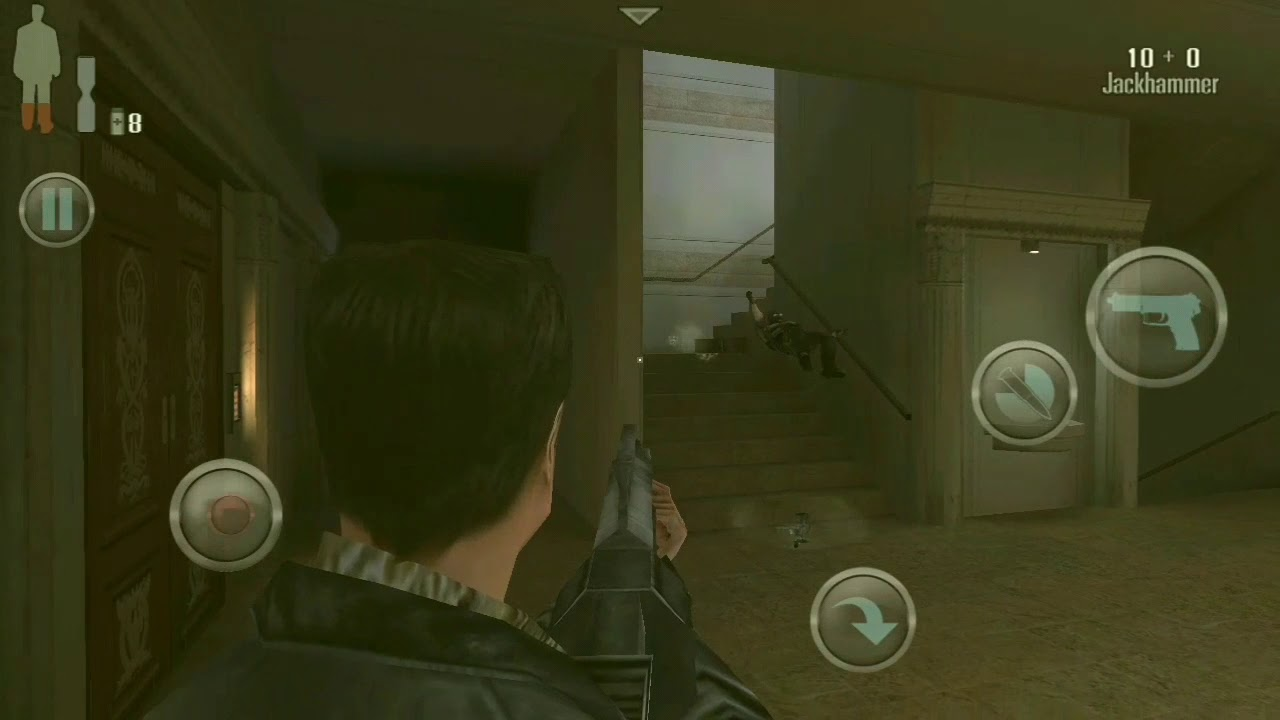 Max Payne Mobile Gameplay Part 3 Chapter 5 Youtube