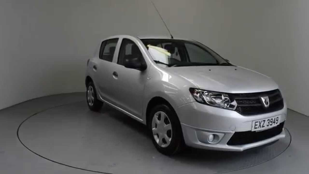 used 2013 dacia sandero dacia ni shelbourne motors ni exz3949 youtube. Black Bedroom Furniture Sets. Home Design Ideas