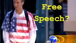 School Censoring American Flag on Cinco de Mayo Unconstitutional?