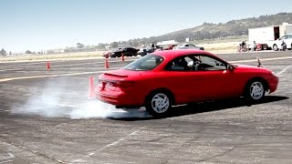 KBB Attends Stunt Driving School