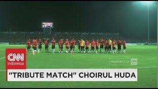 'Tribute Match' Choirul Huda