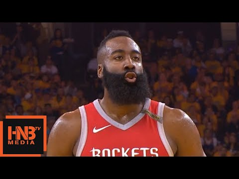 Golden State Warriors vs Houston Rockets 1st Qtr Highlights / Game 6 / 2018 NBA Playoffs - 동영상