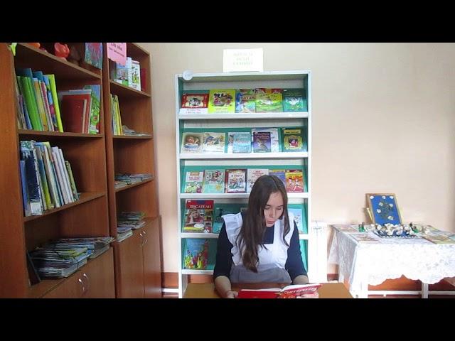 Изображение предпросмотра прочтения – СофияНикитина читает произведение «Му-Му» И.С.Тургенева