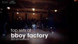 Top Sets at Bboy Factory 3rd Anniversary // Denver, Colorado