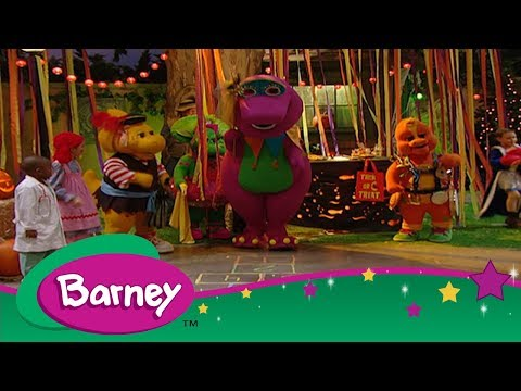 Barney 🎃 What Is Your Favorite Halloween Costume? 👻