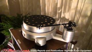 Acoustic Signature Turntable, Goerner Communications