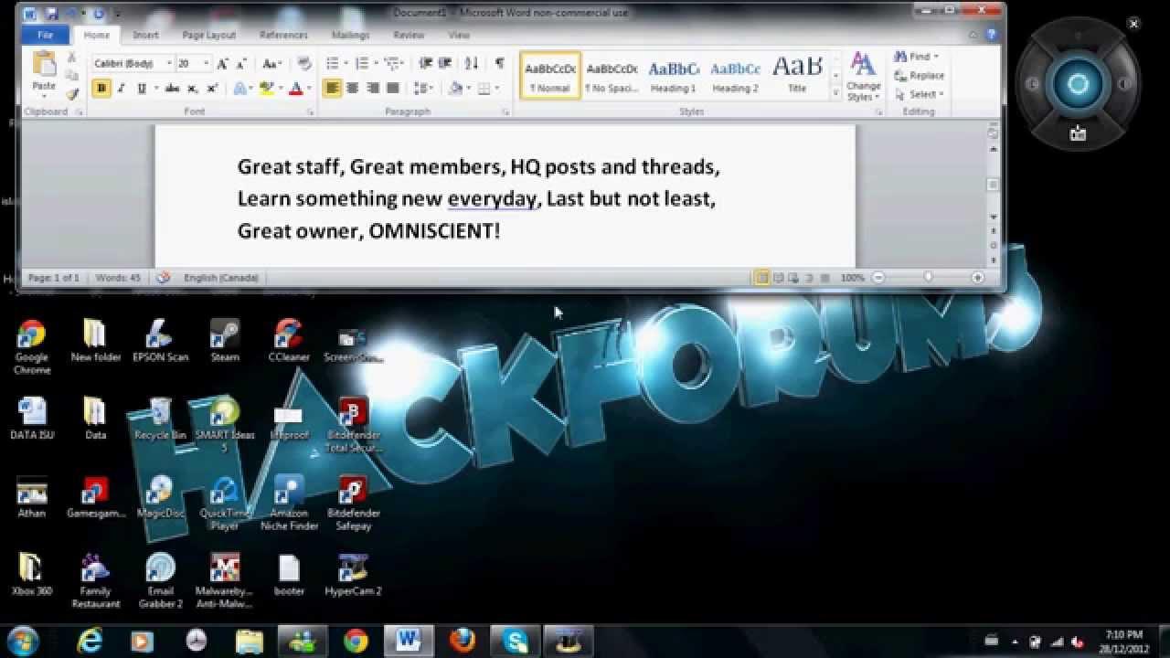 Copy of Hackforums net
