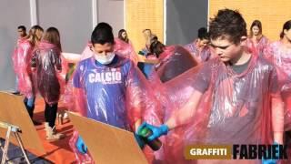 graffiti-fabriek - workshop graffiti ckv dag