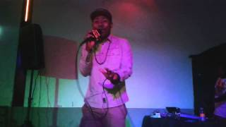 SA Underground Hip Hop | Poltagyst at Zen Night Club (Maboneng) Part 1