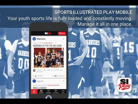 SI Play Sports Team Management Free App Apps On Google Play