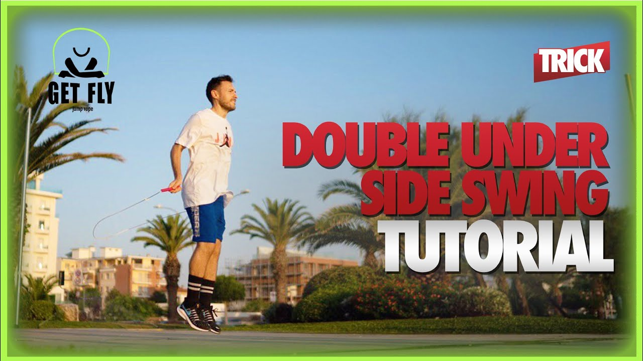 🔥 Double Under Side Swing - TUTORIAL | Livello Avanzato