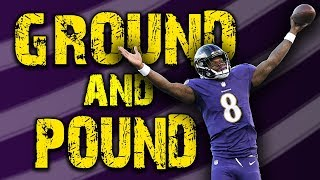 The new Ravens offense is CRAZY...but is it sustainable?