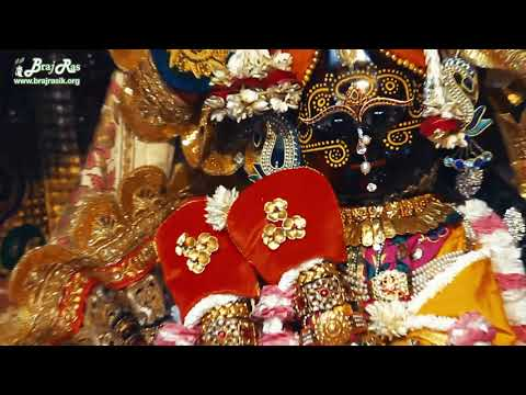 Divine Eyes of Shri Radha Vallabh Lal, Vrindavan | Braj Ras