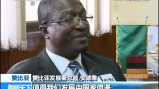 碉堡了!CCTV央视记者雷人chinglish访问外国官员一鸣惊人