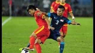 27th SEA Games (Football): Singapore vs Vietnam