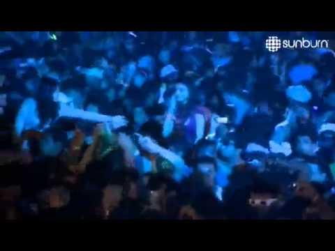 Axwell Live Set Sunburn GOA 2011