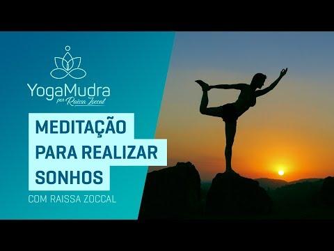MEDITAÇÃO PARA REALIZAR SONHOS