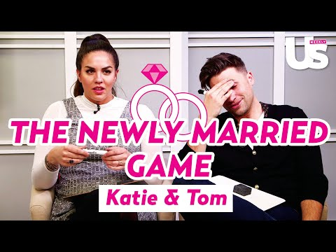 Newlywed Game with Tom Schwartz and Katie Maloney Schwartz