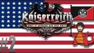 HOI4 Kaiserreich - USA Civil War! #2