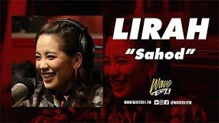 LIVE: Lirah - Sahod