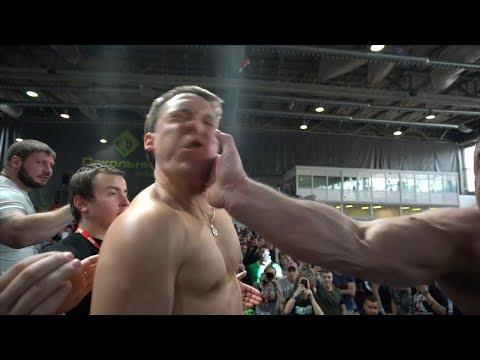 Такой разный спорт: в России впервые прошёл чемпионат по пощёчинам - Лучшие видео поздравления в ютубе (в высоком качестве)!