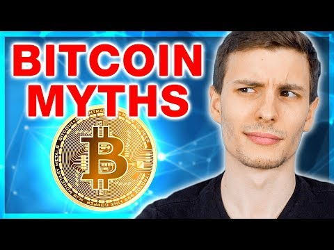 7 Bitcoin Myths and Lies You're Wrong About!