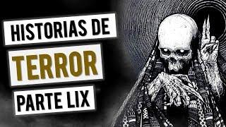 HISTORIAS DE TERROR (RECOPILACIÓN DE RELATOS LIX)