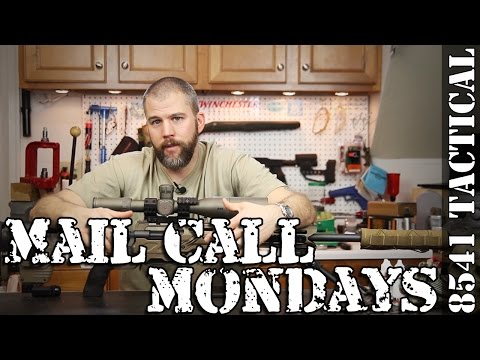 Mail Call Mondays Season 4 #01 - Height Over Bore or Sight Height
