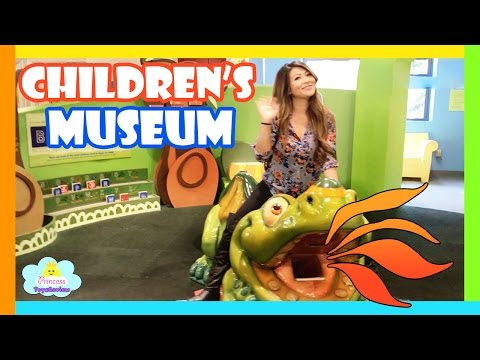 CHILDREN'S MUSEUM NYC! Family Fun for Kids with Princess ToysReview