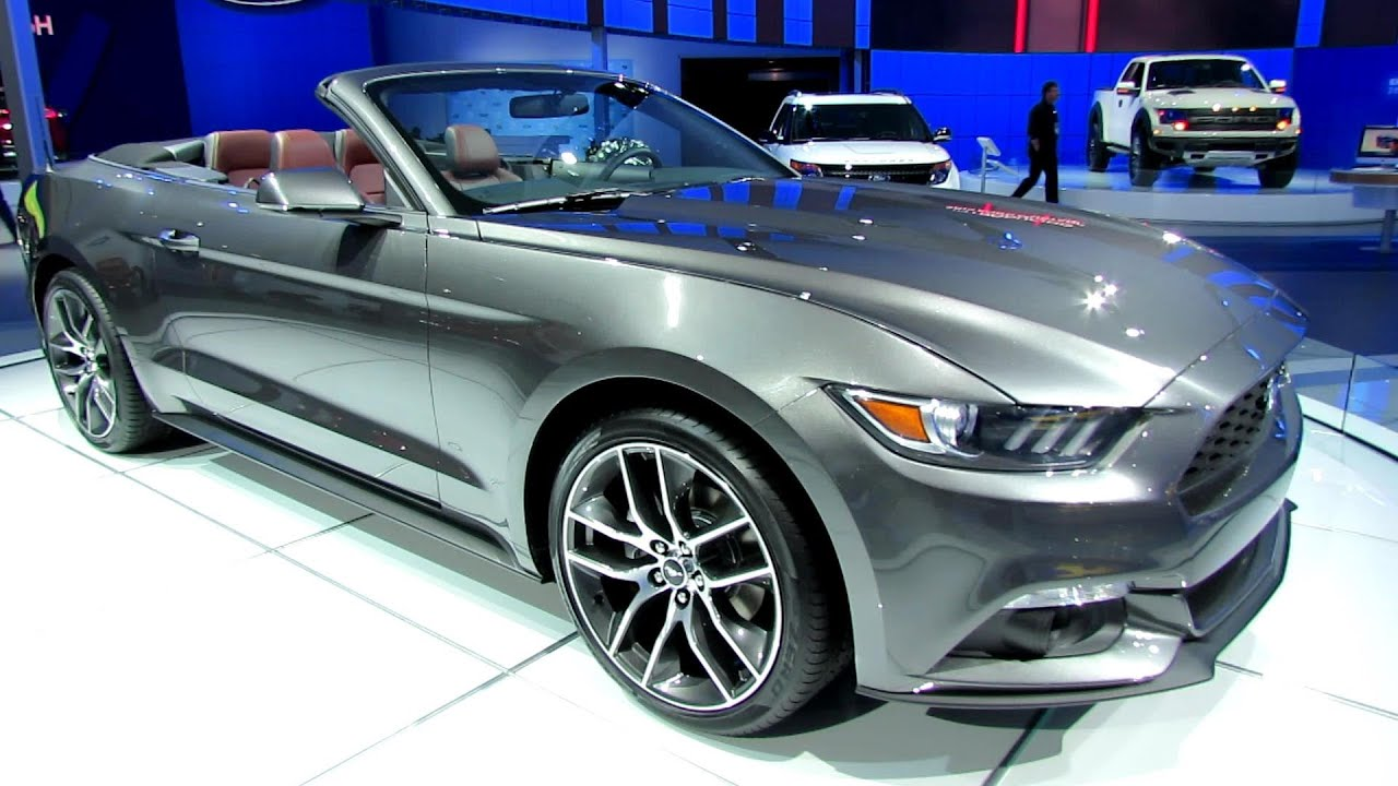when will 2015 mustang convertible be autos post. Black Bedroom Furniture Sets. Home Design Ideas
