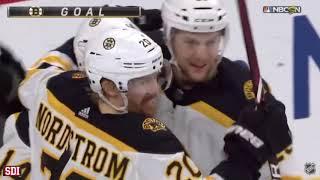 Boston Bruins - Round 3 Goals