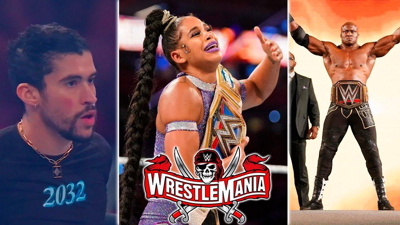 WWE WRESTLEMANIA 37 | Noche 1 | Review en Español
