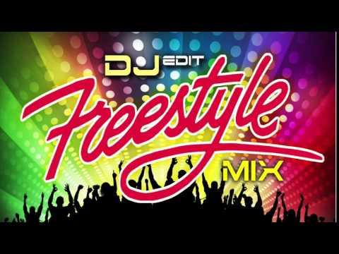 DJ Edit's Freestyle Mix 2015