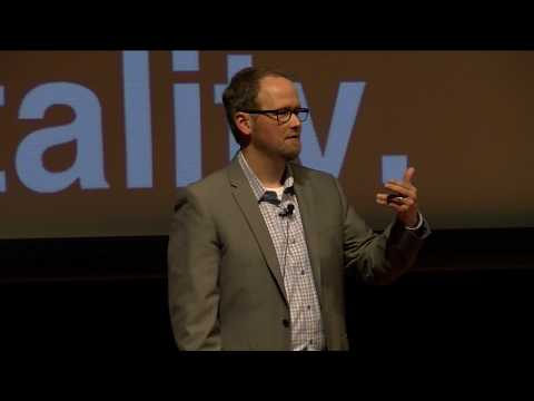 Hospitality in a Culture of Displacement | Fred Liggin | TEDxWilliam&Mary