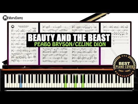 Beauty And The Beast Piano Sheet Music Tutorial Guide