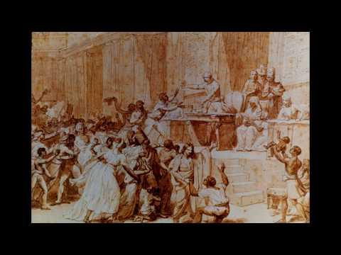Chanson historique de France ; La liberté des nègres 1794