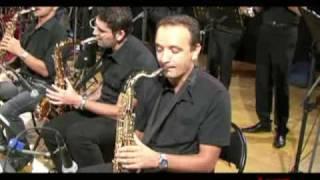 La Swing Box Bing Band in concerto