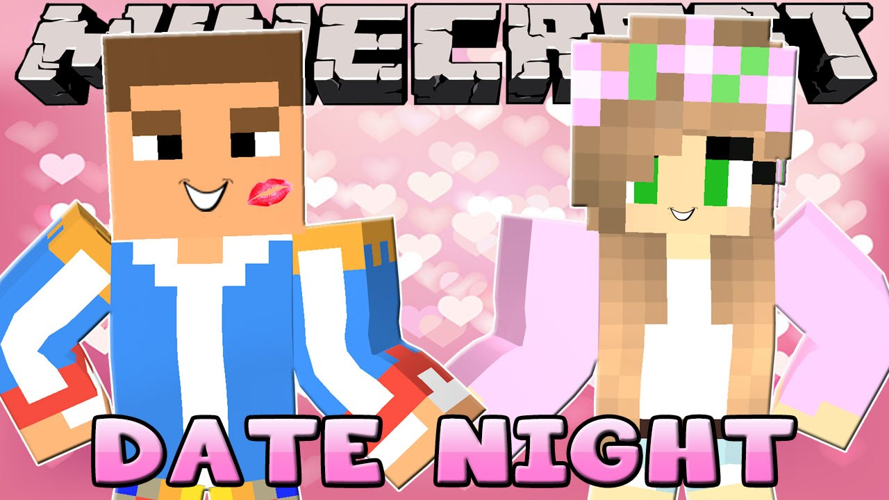 Minecraft - Little Kelly Date Night : LITTLE DONNY & I MAKE UP ...