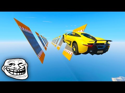 LA CARRERA TROLL 9.000% IMPOSIBLE (FINAL) - GTA V ONLINE
