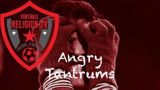 Alexis Sanchez Tantrums and Angry Moments 2017