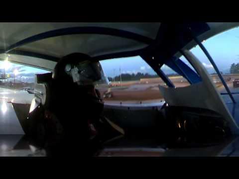 Tj Roush Motorsports skyline speedway 6/25/17 feature part 3 sport mod 360 cam