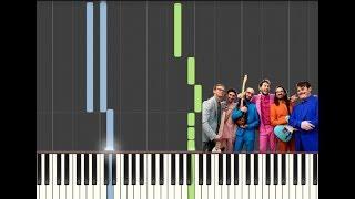 RINGO STARR (SANREMO 2020) - PINGUINI TATTICI NUCLEARI - PIANO TUTORIAL - IL PIANO SUL TUBO