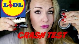 LIDL/CRASH TEST  : FULL FACE MAKEUP avec des produits CIEN