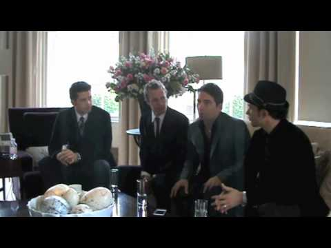 EF Interview The Tenors