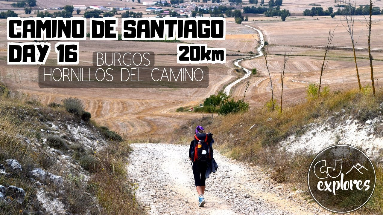 Burgos Hornillos Del Camino Camino De Santiago Youtube