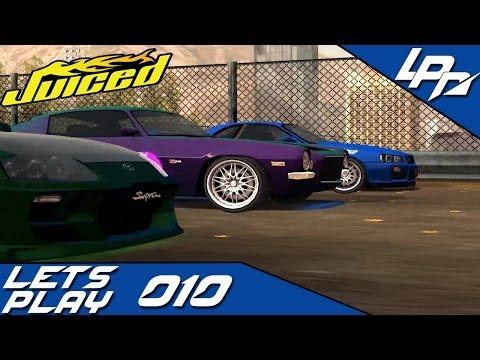 JUICED Part 10 - Eine Schlange in der Garage (FullHD) / Lets Play Juiced 1