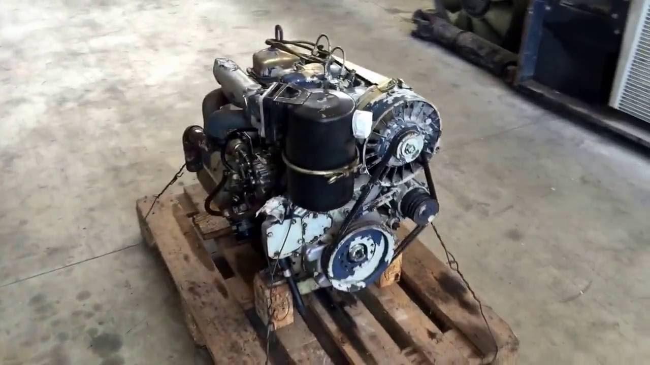 Motore VM 102 SU - YouTube